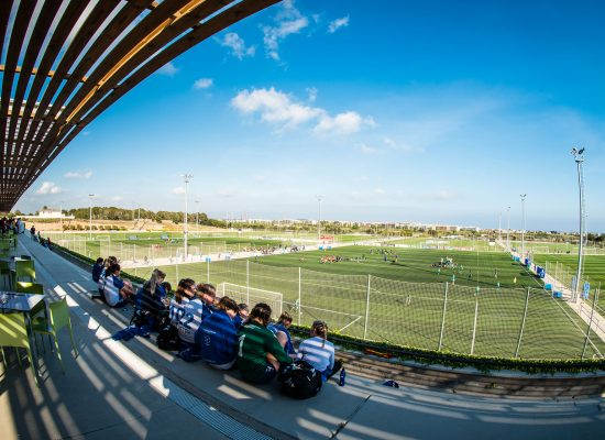 Friendly Match - Salou training grounds