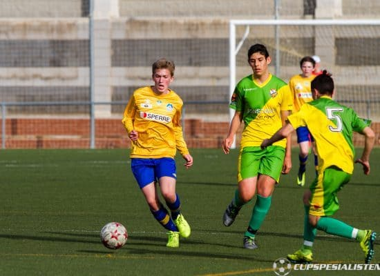 Costa Daurada Cup cupspecialist treningsleir cupresor fotbollresor turnering Heemskerk Cup