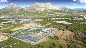 La Nucia Football Spain