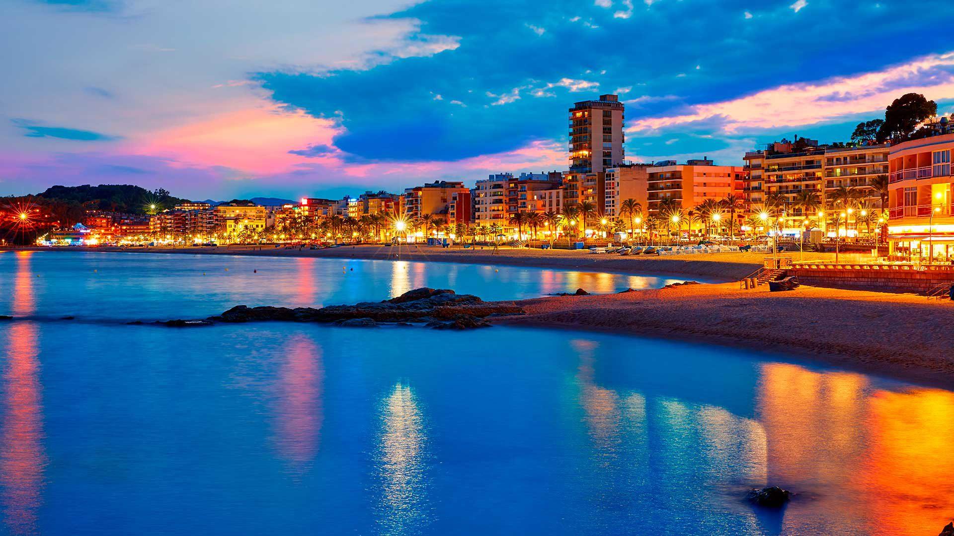Fodbold træningslejr i Spanien – Lloret de Mar