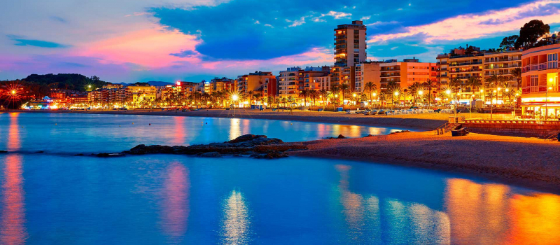 Treningsleir i fotball Spania – Mallorca